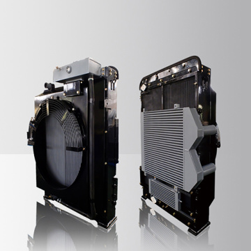Air Cooled Hydraulic Oil Coolers