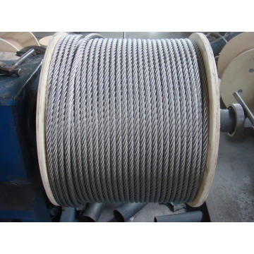 316 stainless steel wire rope 7x7 4.0mm