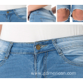 S-2XL Shop Polyester New Jeans Ladies with Hole