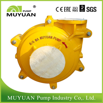 Heavy Duty Abrasion Resistant Coal Washing Slurry Pump