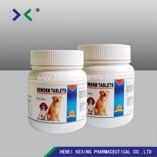 Dewormer Tables Dogs and Cats