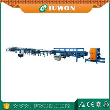 EPS Sandwich Wall Roof Panel Roll Forming Line