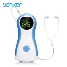 Portable Pocket Baby Heart Monitor Fetal Doppler