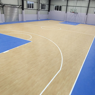 Indoor Enlio Basketball sports flooring
