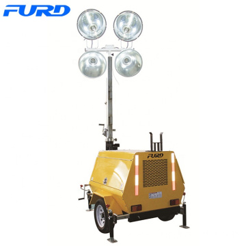 9m Trailer Vehicle-mounted Light Tower