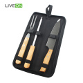 BBQ Tools Knives Set