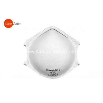 FFP2 Respirator Cup Shape Without Valve CE