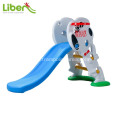 Indoor plastic slide for kids
