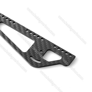 CNC Carbon Fiber Customized Cutting
