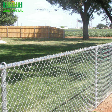 6ft 6Gauge Suitable Price Chain Link Fence