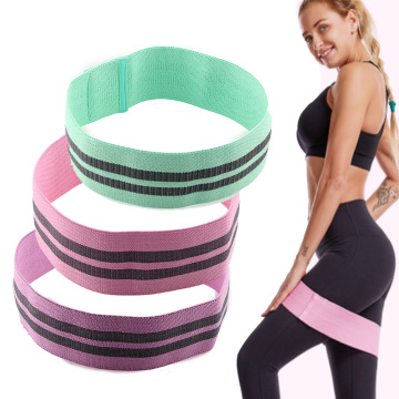 3 Piece/Set Hip Resistance Bands Expander Elastic Band Booty Exercise Elastic Bands For Yoga Stretching Training Fitness Workout