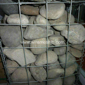 Hot-dip Galvanized Welding Stone Cage Net