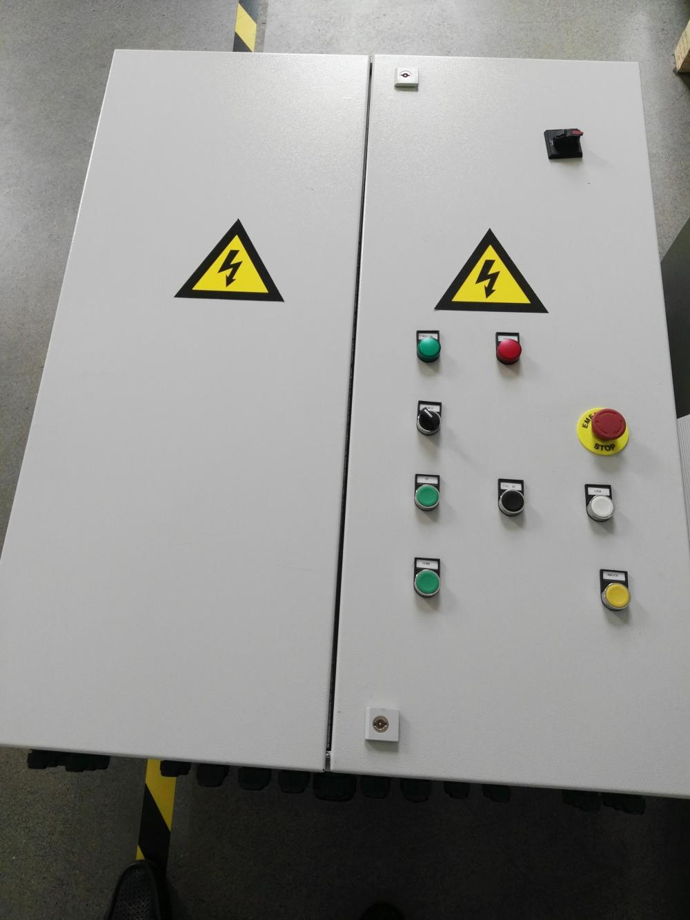 dust proof control cabinet