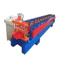 Metal Valley Ridge Cap Roll Forming Machine