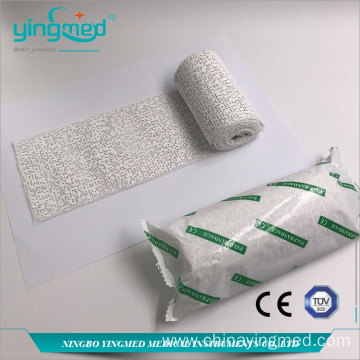 White Plaster of Paris Bandage