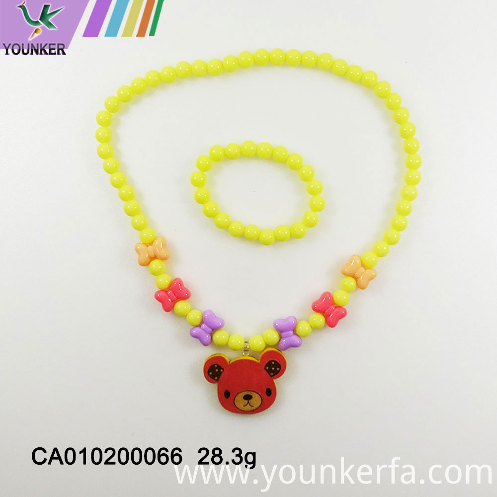 Stylish Children S Necklace