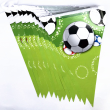 pvc outdoor triangular p bunting