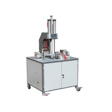 Pressure automatic folding machine