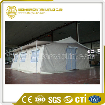 Durability Heat Resistant PVC Coating Tent Fabric