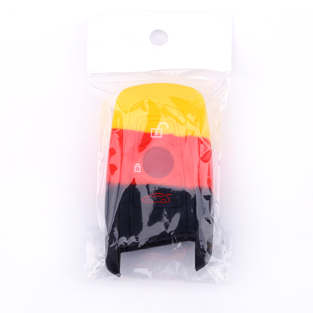 BMW silicone key cover