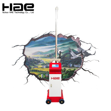 HD 3D Inkjet Wall Drawing Printer Machine