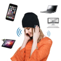 Bluetooth Headset Beanie Headset Musical Knitted Hat