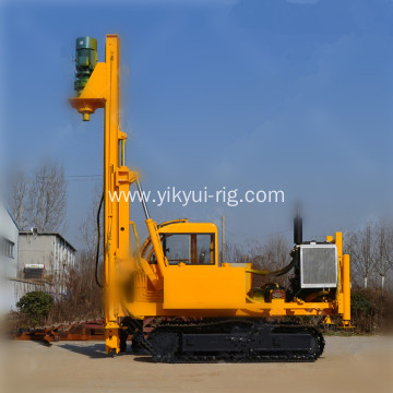 600cm Crawler Type Auger Pile Driver