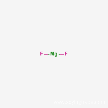 magnesium  fluoride synthesis reaction