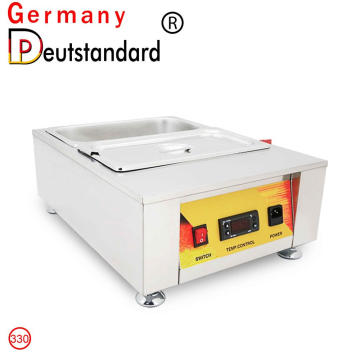 Commercial chocolate melting machine for sale
