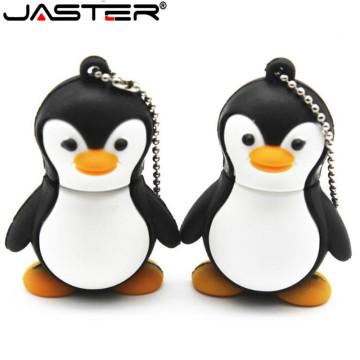 JASTER lovely Penguin animal 4gb/8g/16gb/32GB/64GB penguin cartoon Memory Stick pen drive avenger usb flash drive Free shipping