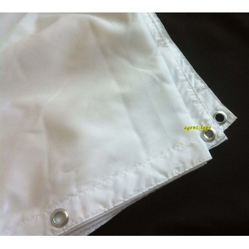 2.4x2.4m 8'x8' 8x8 Butterfly White Silk Backgroud Cloth Photographic Backdrop For Lighting Diffusion