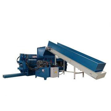 Semi automatic horizontal hydraulic packer
