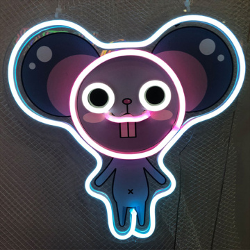 CARTOON NEON SIGN LIGHT