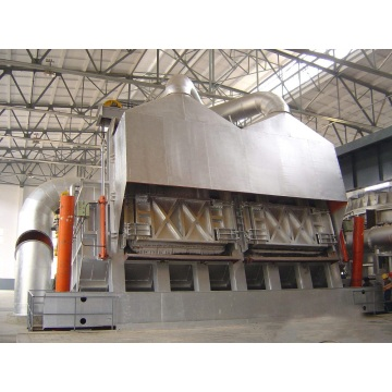 Electric Induction Melting Furnace for Smelting Aluminum