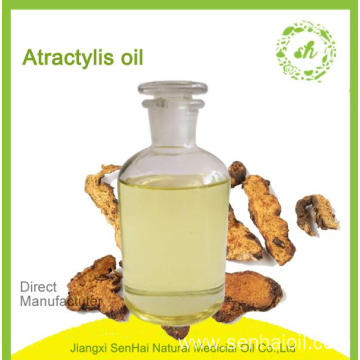 Chinese medicine oil atractylis oil 100% pure