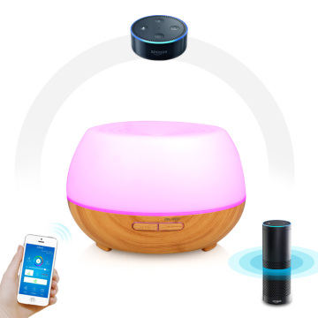 Amazon Essential Oil Diffuser Humidifier พร้อม Alexa