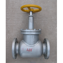 YL41 Casting Steel Oblique Welded Globe Valve