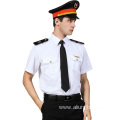 Summer Unisex Short-Sleeved Security Guard Uniforms
