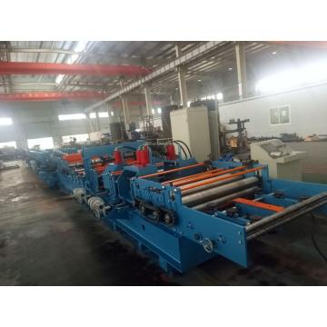 Metallic Ladder Type Cable Tray Forming Line