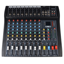 Digital sound mixer console