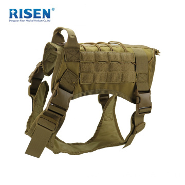 Military Tactical Dog Training Vest