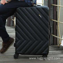New fashionable hard shell luggage sets wholesale