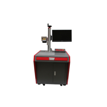 High precision fiber laser marking machine