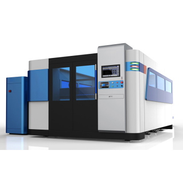 Metal Cutter CNC Fiber Laser Machine