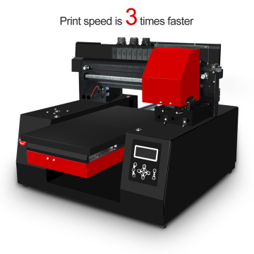 UV Flatbed Printer kan udskrive alt materiale