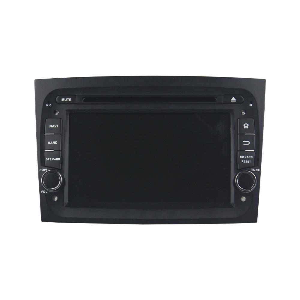 Fiat Doblo Android Car Audio Video Player