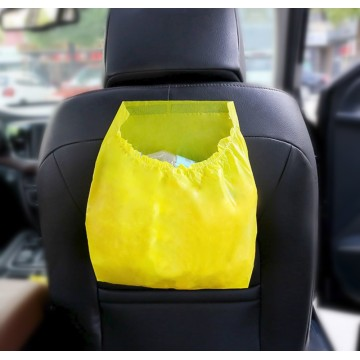 Cornstarch 100% Biodegradabe Disposable Car Garbage Bags