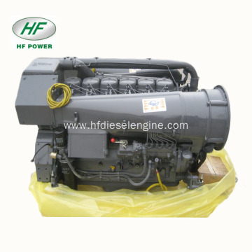 Air-Cooled Deutz 6-Cylinder BF6L913C 4-Stroke Diesel Engine