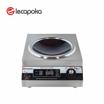 Induction Concave Cooker Single Cooker Induction Cooker Wok