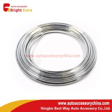 20 Meter Chrome Door Edge Guards